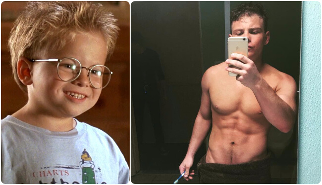 Jonathan Lipnicki jerry maguire and now