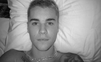 Justin Bieber lion tattoo