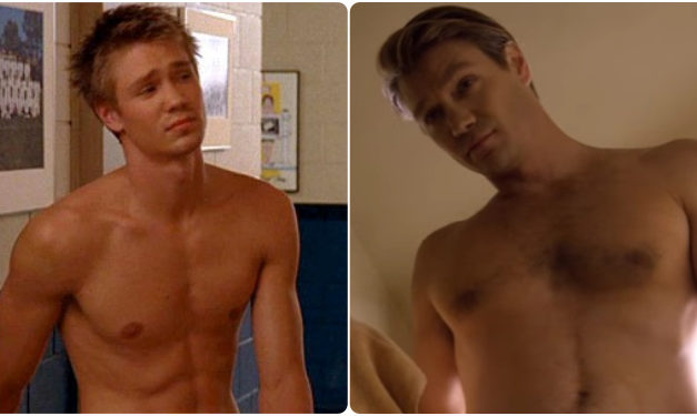 """8 Years After """"One Tree Hill"""", Chad Michael Murray Gets Naked On TV Again [Video]"""