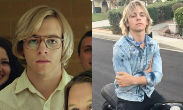 Ross Lynch: It's Scary How Much I Look Like Serial Killer Jeffrey Dahmer