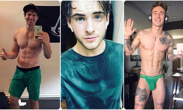 9 Hot Guys Celebrating St. Patrick's Day On Instagram