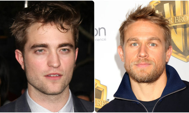 Charlie Hunnam Wanted To Kiss Robert Pattinson, But Stopped Because Of Robert's Big…