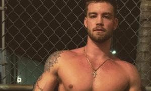 Dustin McNeer standing