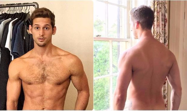 Max Emerson Is Sad, So He Got Butt Naked On Instagram [NSFW]