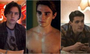 Riverdale Men - Cole Sprouse, KJ Apa, Casey Cott