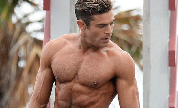 New Baywatch Movie Far Dirtier Than TV Show, Full Of Bums, Abs And Zac Efron