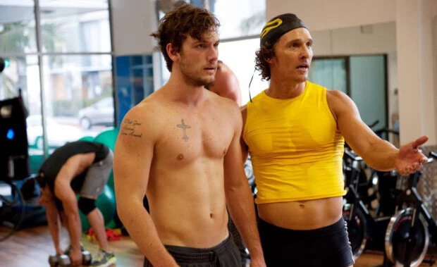 Alex Pettyfer Matthew McConaughey magic mike