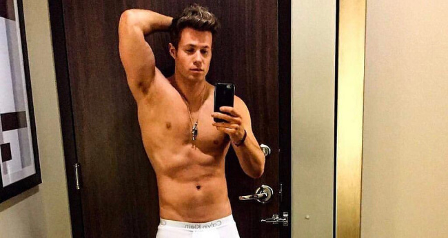 Ashley parker angel underwear