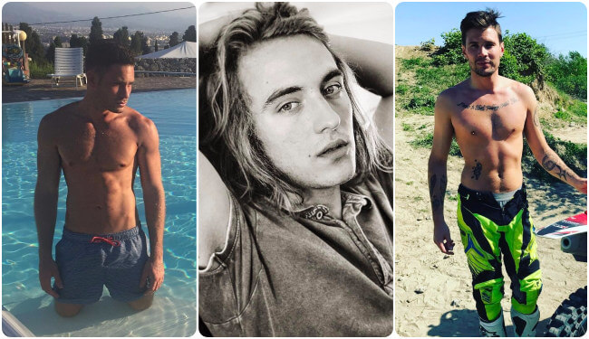 Eurovision 2017 hottest guys