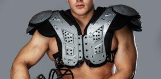 Football player quarterback
