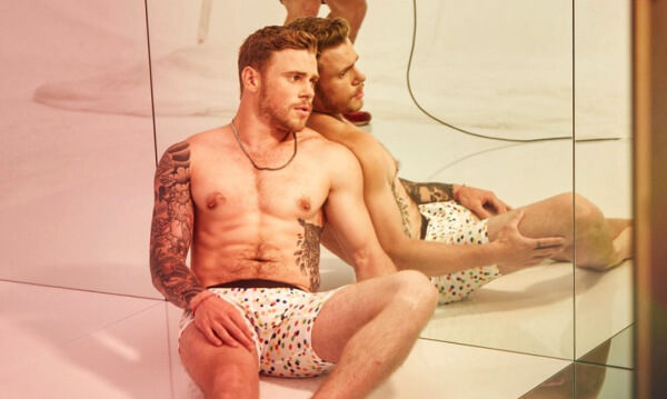 Guy Kenworthy underwear