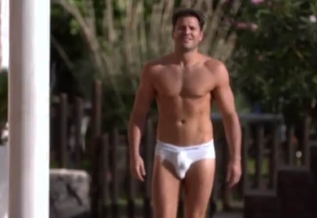 Mark Wright bulge video