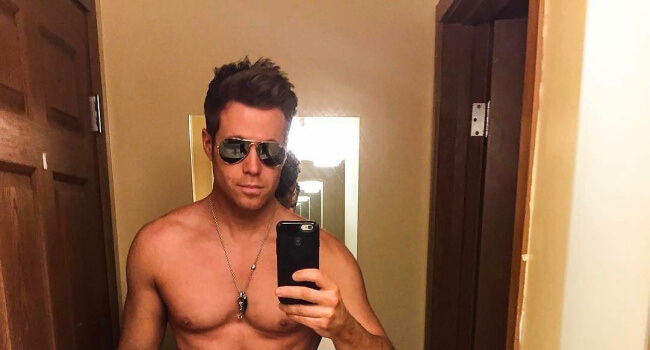 Ashley Parker Angel sunglasses