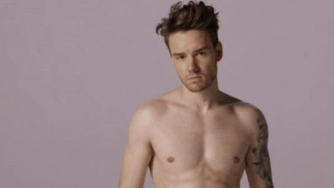 Liam Payne strip that down