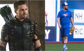 Stephen Amell arrow body shaming