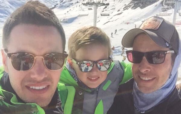 Amir F Guttman, Yanai and their son