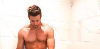 Ashley Parker Angel shower