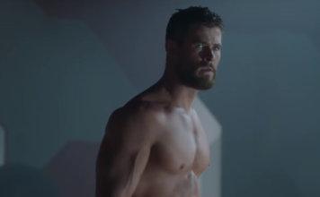 Chris Hemsworth Thor Ragnarok trailer