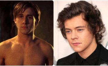 Harry Styles and Ryan Gosling