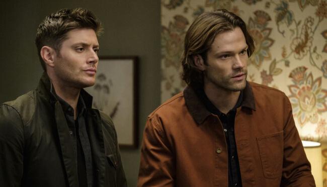 Jared Padalecki and Jensen Ackles Supernarual