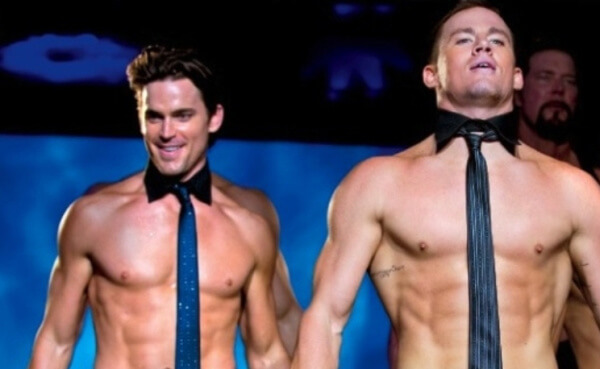 Matt Bomer Chaning Tatum Magic Mike