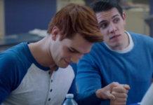 Riverdale season 1 gag reel KJ Apa Casey Cott