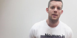 Russell Tovey no man
