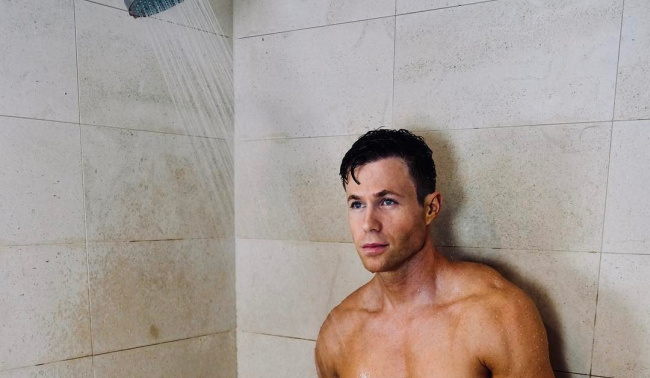 Ashley Parker Angel shower