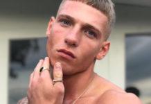 Brandon Myers model TV star
