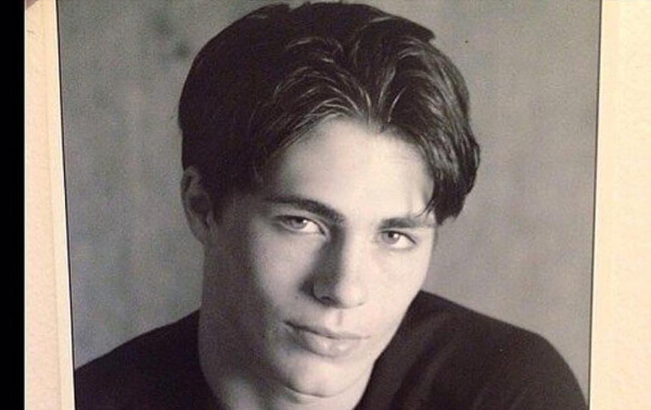 Colton Haynes first headshot