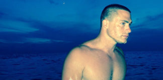 Colton Haynes turks vacation