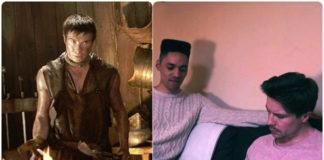 Joe Dempsie game of thrones gendry gay music video