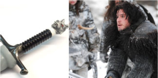 Jon Snow Dildo game of moans