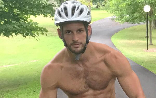 Max Emerson cycling