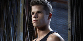 Charlie Carver on Teen Wolf