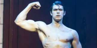 Dominic Andersn as Rocky