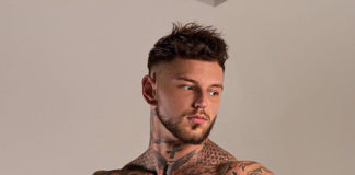 Sean Pratt Ex on The Beach model