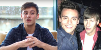 Ask Tom Daley tom and lance first meeting