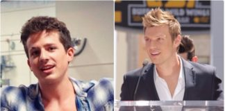 Charlie Puth and Nick Carter