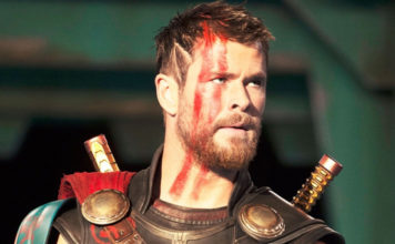 Chris Hemsworth Thor Ragnarok
