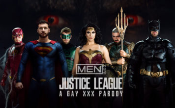 Justin League Gay XXX Parody
