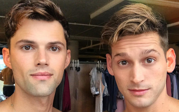Max Emerson and Max Domosai