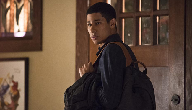 Keiynan Lonsdale Kid Flash