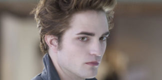 Robert Pattinson twilight