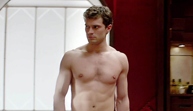 Jamie Dornan fifty shades