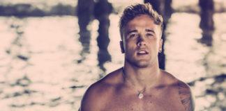 Sam Callahan shirtless