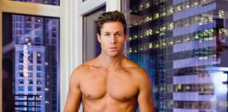 Ashley Parker Angel near window