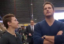 Tom Holland and Chris Pratt