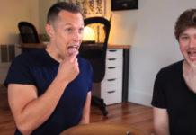 Davey Wavey tastes semen