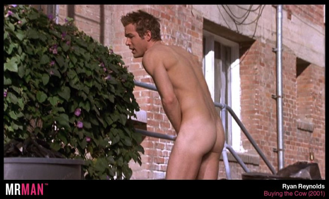 Ryan Reynolds naked